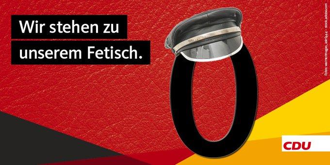 CDU für SM